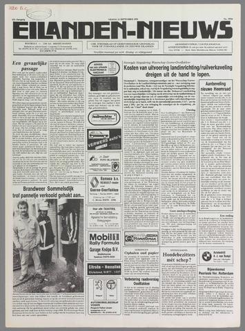 Eilanden-nieuws. Christelijk streekblad op gereformeerde grondslag 1990-09-21