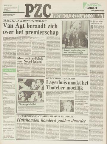 Provinciale Zeeuwse Courant 1981-07-03