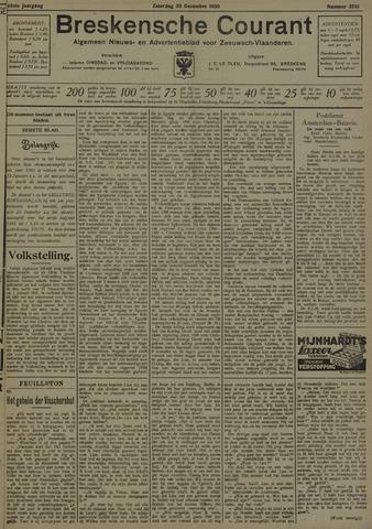 Breskensche Courant 1930-12-20