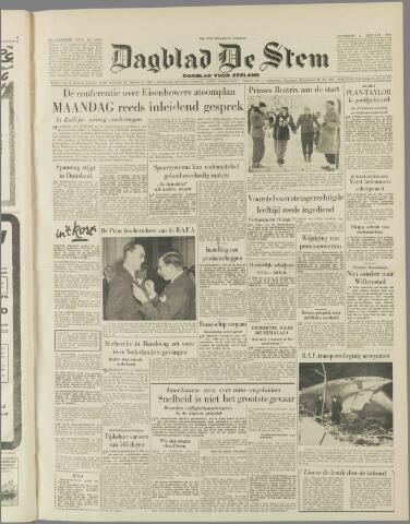 de Stem 1954-01-09