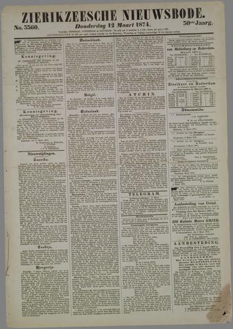 Zierikzeesche Nieuwsbode 1874-03-12