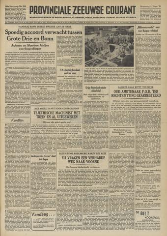 Provinciale Zeeuwse Courant 1951-09-12