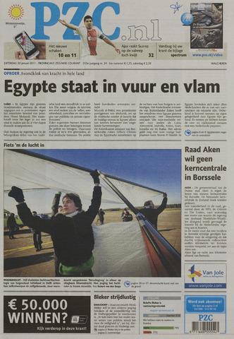 Provinciale Zeeuwse Courant 2011-01-29