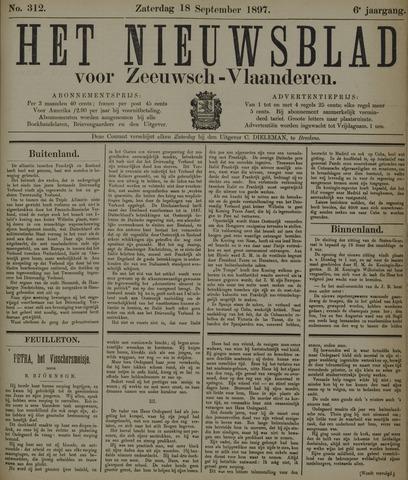 Nieuwsblad voor Zeeuwsch-Vlaanderen 1897-09-18