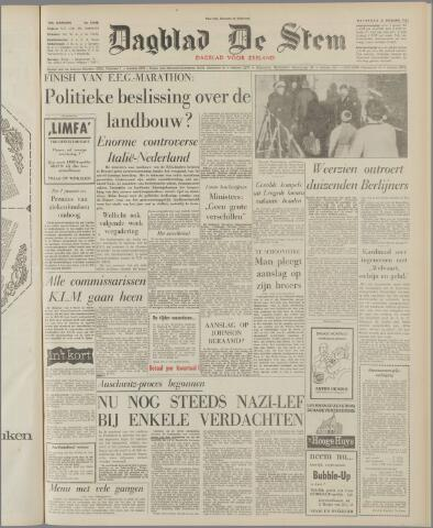 de Stem 1963-12-21
