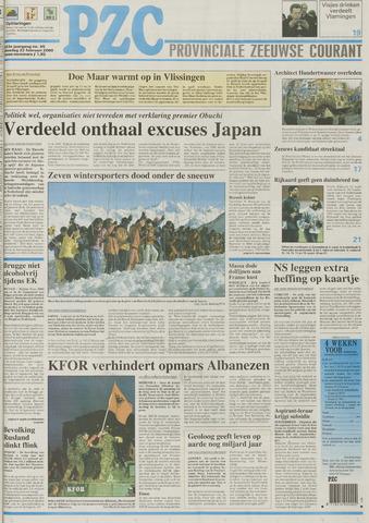 Provinciale Zeeuwse Courant 2000-02-22