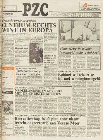 Provinciale Zeeuwse Courant 1979-06-11