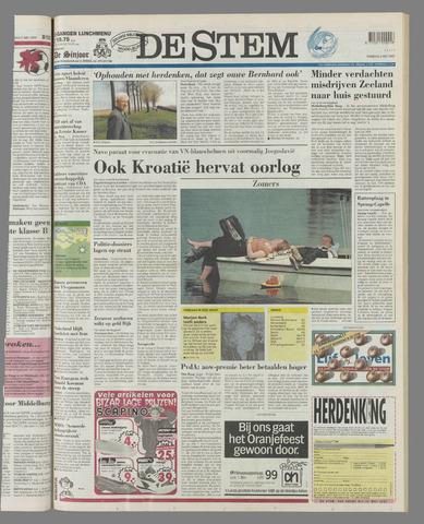 de Stem 1995-05-02