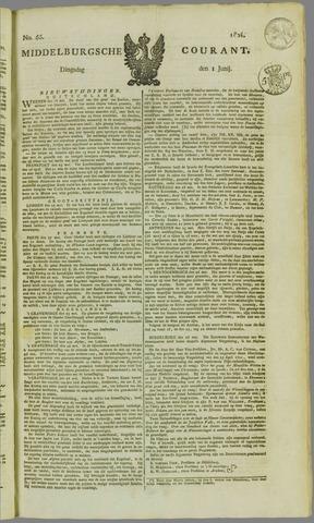 Middelburgsche Courant 1824-06-01