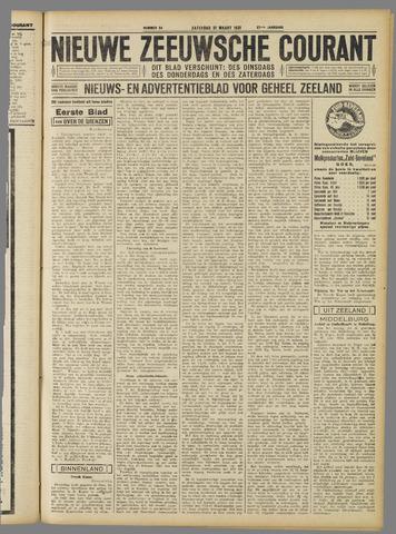 Nieuwe Zeeuwsche Courant 1931-03-21