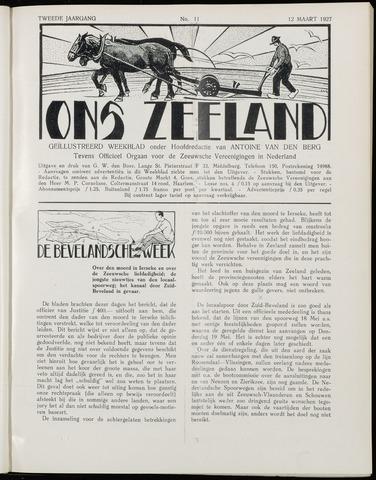 Ons Zeeland / Zeeuwsche editie 1927-03-12