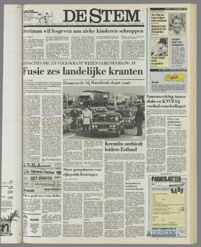 de Stem 1988-11-18