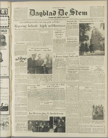 de Stem 1953-10-05