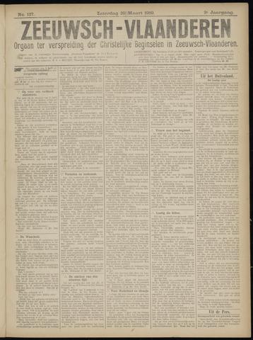 Luctor et Emergo. Antirevolutionair nieuws- en advertentieblad voor Zeeland / Zeeuwsch-Vlaanderen. Orgaan ter verspreiding van de christelijke beginselen in Zeeuwsch-Vlaanderen 1919-03-29