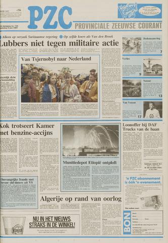 Provinciale Zeeuwse Courant 1991-06-05