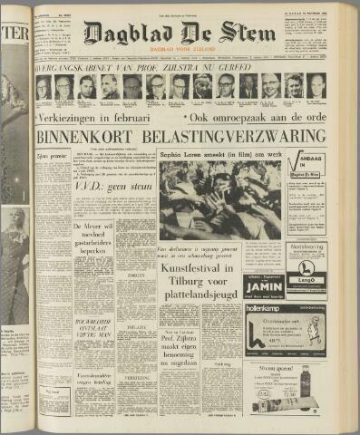 de Stem 1966-11-22