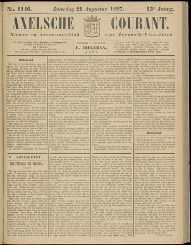 Axelsche Courant 1897-08-21