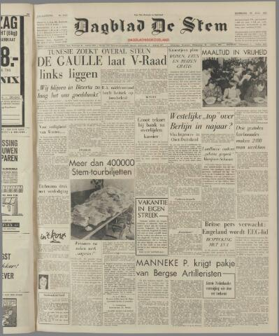 de Stem 1961-07-29