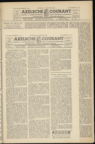 Axelsche Courant 1949-08-24