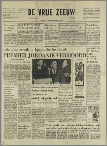 de Vrije Zeeuw 1971-11-29