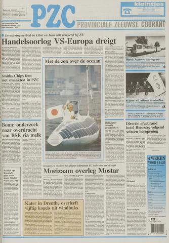 Provinciale Zeeuwse Courant 1996-08-06