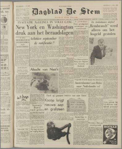 de Stem 1962-08-09