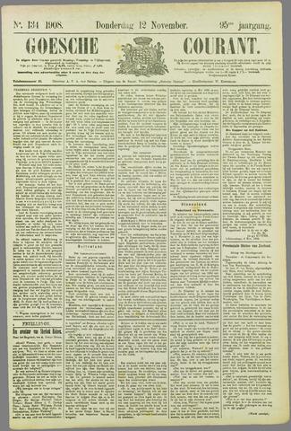 Goessche Courant 1908-11-12