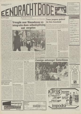 Eendrachtbode (1945-heden)/Mededeelingenblad voor het eiland Tholen (1944/45) 1979-11-29