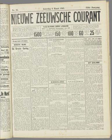 Nieuwe Zeeuwsche Courant 1915-03-06