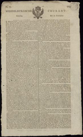 Middelburgsche Courant 1814-11-12