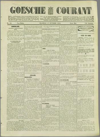 Goessche Courant 1932-10-17