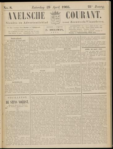 Axelsche Courant 1905-04-29
