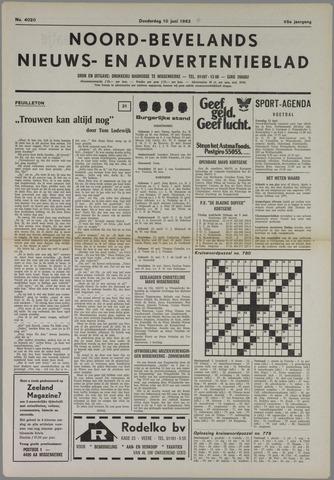 Noord-Bevelands Nieuws- en advertentieblad 1982-06-10