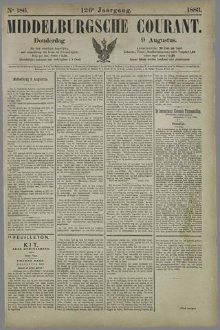Middelburgsche Courant 1883-08-09
