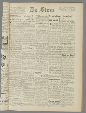 de Stem 1945-10-09