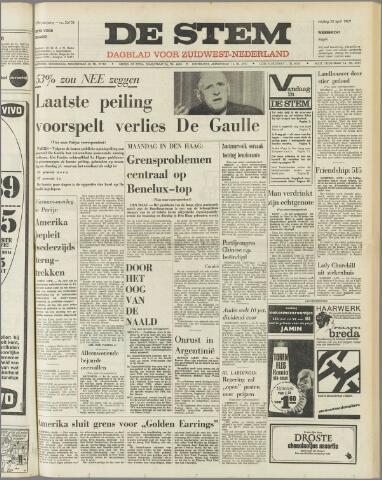 de Stem 1969-04-25