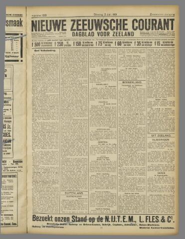 Nieuwe Zeeuwsche Courant 1921-07-05