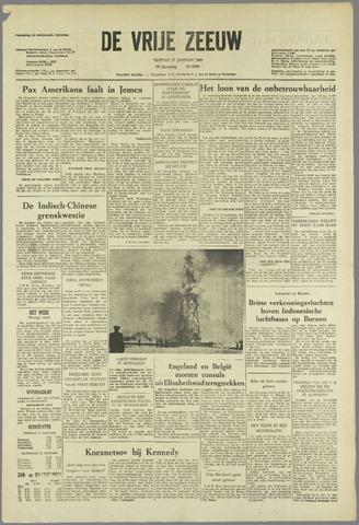 de Vrije Zeeuw 1963-01-11