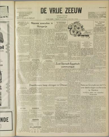 de Vrije Zeeuw 1958-07-11