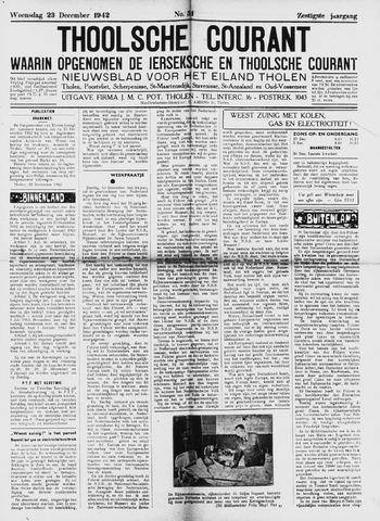 Ierseksche en Thoolsche Courant 1942-12-23