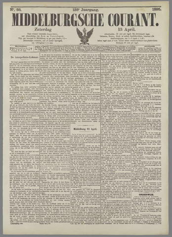 Middelburgsche Courant 1895-04-13