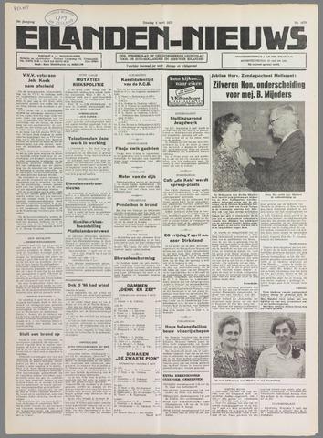 Eilanden-nieuws. Christelijk streekblad op gereformeerde grondslag 1978-04-04