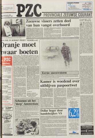 Provinciale Zeeuwse Courant 1987-11-13