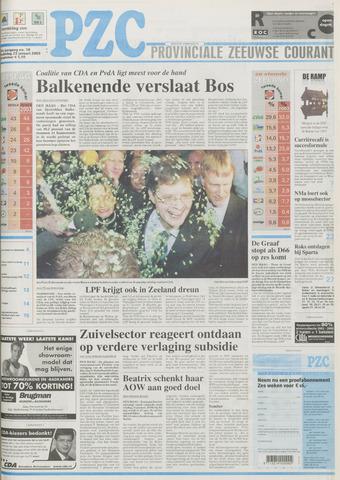 Provinciale Zeeuwse Courant 2003-01-23