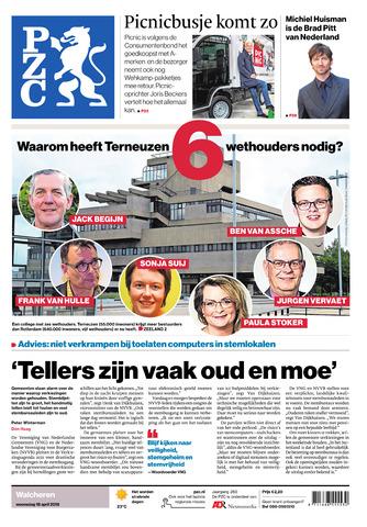 Provinciale Zeeuwse Courant 2018-04-18