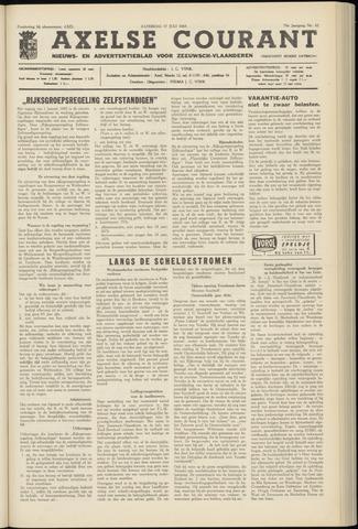 Axelsche Courant 1965-07-17