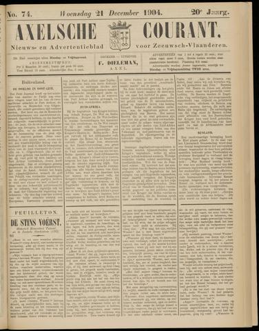 Axelsche Courant 1904-12-21