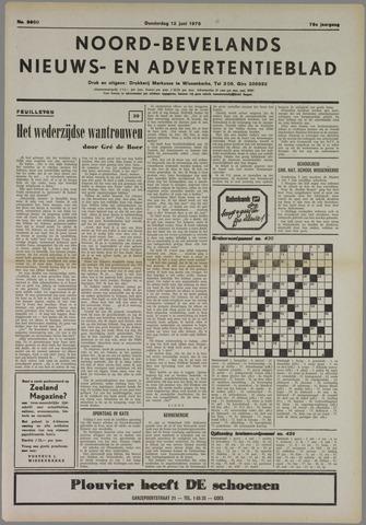 Noord-Bevelands Nieuws- en advertentieblad 1975-06-16