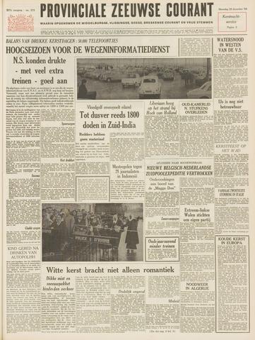Provinciale Zeeuwse Courant 1964-12-28