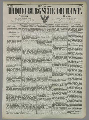 Middelburgsche Courant 1891-06-17